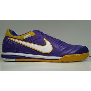 Rare 2011 Nike5 Gato LTR Men's Indoor Soccer Shoes